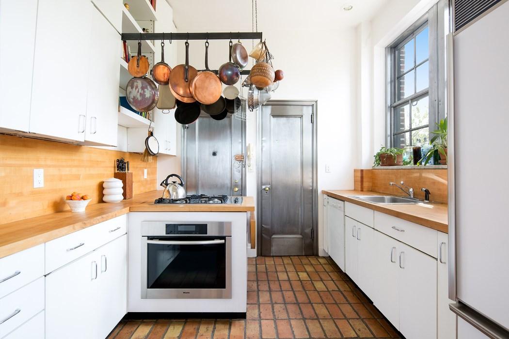 226 central park west, co-op, upper west side, kitchen