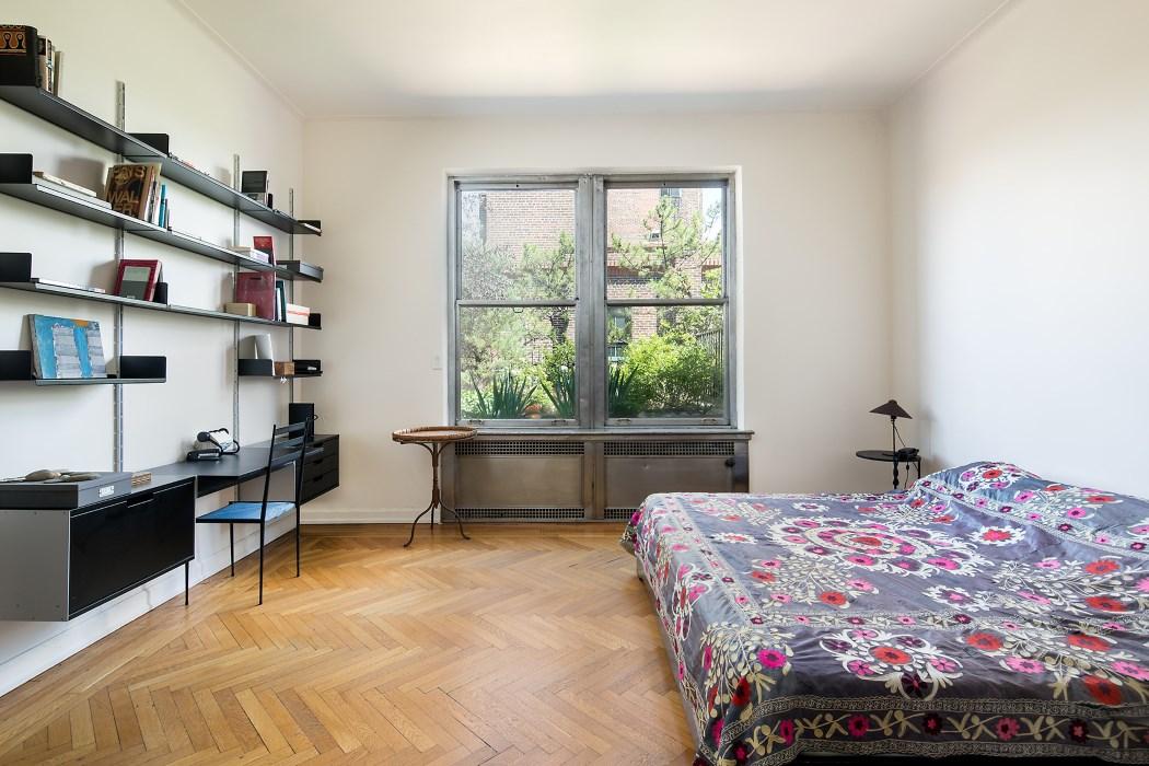 226 central park west, co-op, upper west side, bedroom