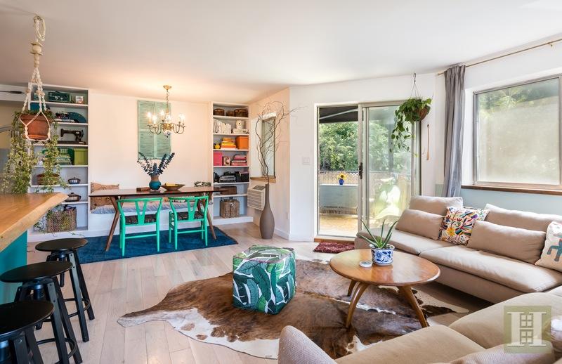 6120 71st avenue, ridgewood, condo, living room