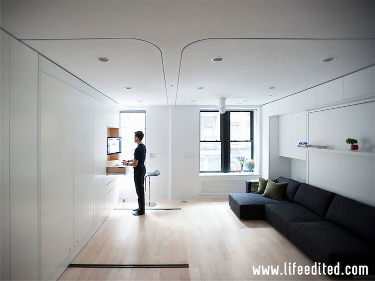 Famous Transforming 420 Sq Ft Apartment in Soho Now Selling for $1M ...