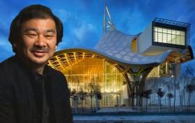 Shigeru ban, Shigeru ban pritzker prize winner, 2014 pritzker prize winner, pritzker prize winning architects, award winning architects, 2014 pritzker prize laureate
