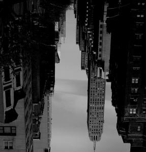 NYC's Inverted skyline