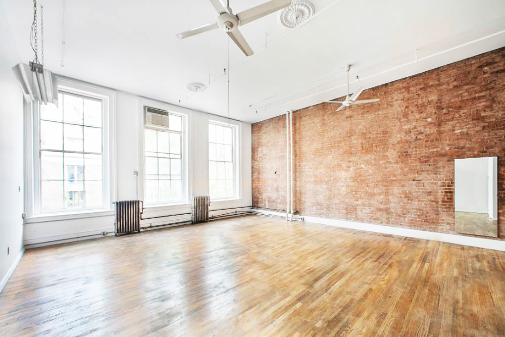 Modern dance legend joan miller 39 s soho loft studio sells for Contemporary dance classes nyc