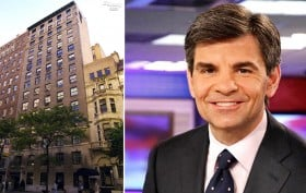 30 East 72nd Street, George Stephanopoulos , George Stephanopoulos nyc, nyc real estate, new york city real estate, celebrity real estate, celebrity apartments, co-ops nyc