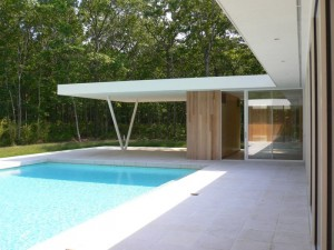 Furniture House 5 Shigeru Ban Pool