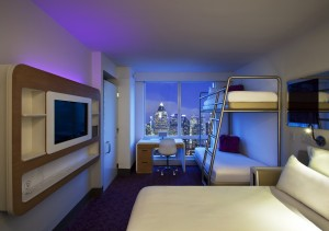 Yotel, Yotel NYC, NYC Hotel, Luxury Hotels NYC, NYC's tiniest hotel, Cool NYC Hotels, where to stay in NYC, cool hotel designs, tiny hotels, tiny luxury hotel, new york hotels,