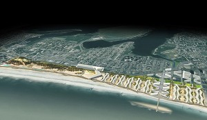 LOT-EK, DUNE CO-HABITAT, disaster proof design, far rockaway, green design, flood proof design, protecting nyc beach