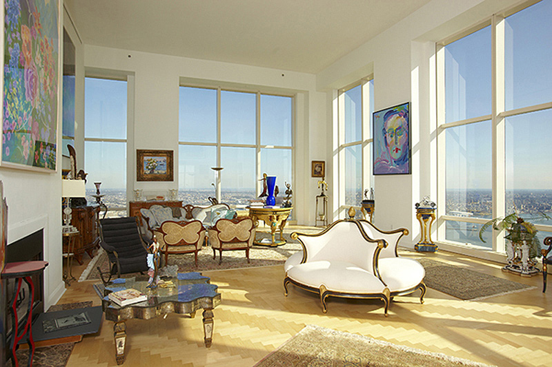 Sky High Living Inside The Penthouses Of 10 Of Manhattan