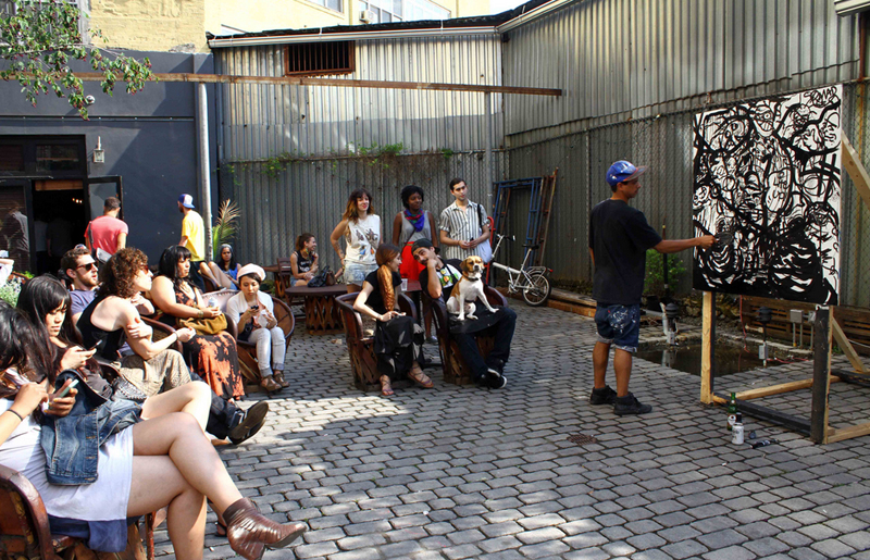 bushwick open studios, bushwick art, bushwick artists, bushwick events, bushwick art scene