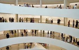 Guggenheim NYC, Guggenheim Museum, Upper East Side