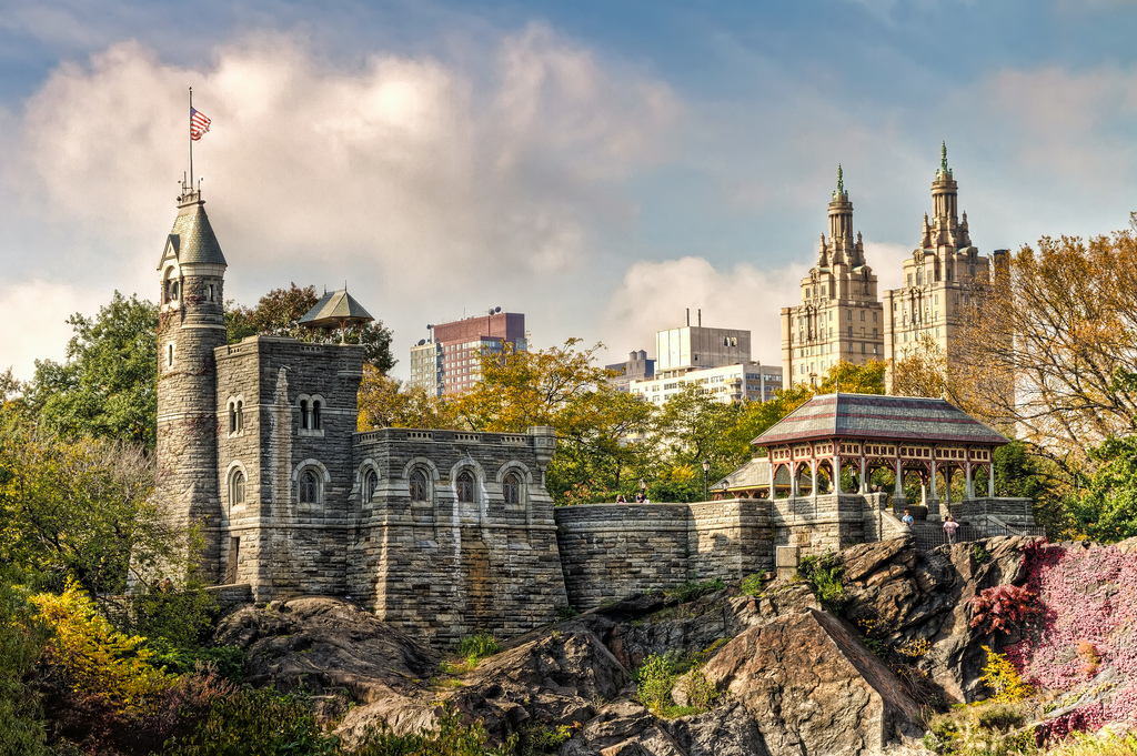 Central Park's Belvedere Castle will close for restoration next week