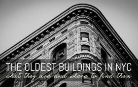 the oldest buildings in nyc