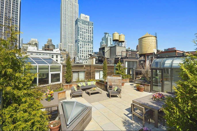 Six Penthouse Listings With Perfect For Summer Outdoor