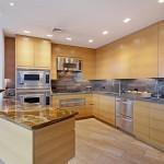 272 West 107th St interior kitchen