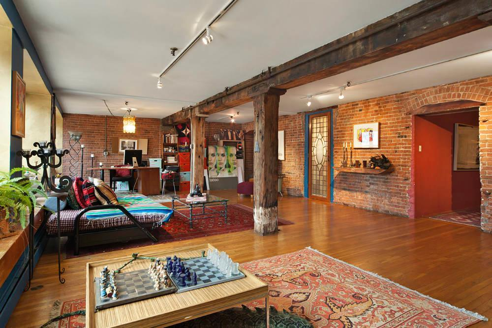 A Unique 3 2 Million Tribeca Loft To Bring Out Your Inner