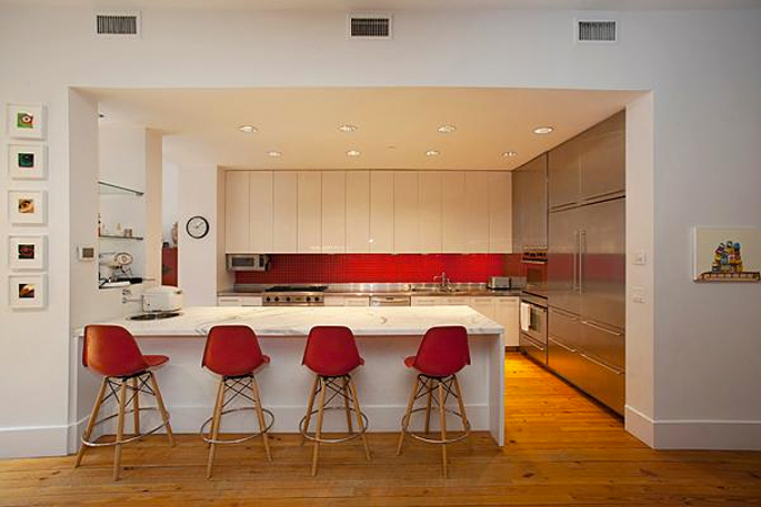 30 Crosby Street, 3B Kitchen