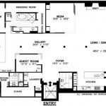 30 Crosby Street, 3B Floorplan
