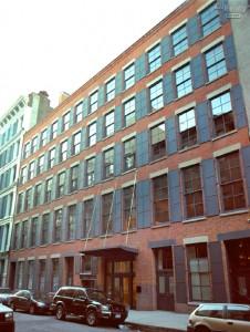 30 Crosby Street Facade