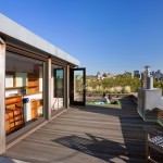 Soho Penthouse designed by Andrew Franz Architect