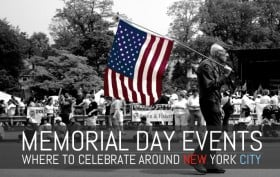 memorial day events nyc 2014