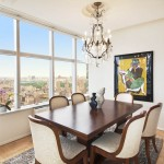 3 Lincoln Center, 46A dining room