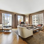 15 Central Park West interior