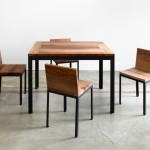 Farmhouse Modern Table designed by Chadhaus