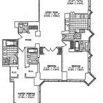1 Central Park West, 23D Floorplan