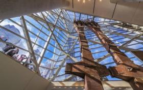 Snohetta 9/11 pavilion