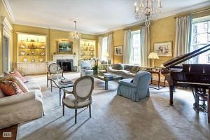 775 Park Avenue, 10/11C Living Room