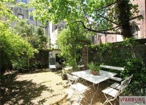 116 West 76th Street #1 Backyard