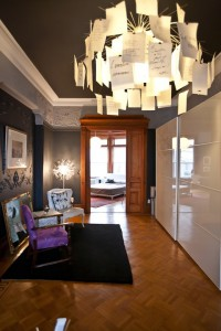 Stuyvesant Avenue Brownstone designed by Peter Hassler and Design Videal