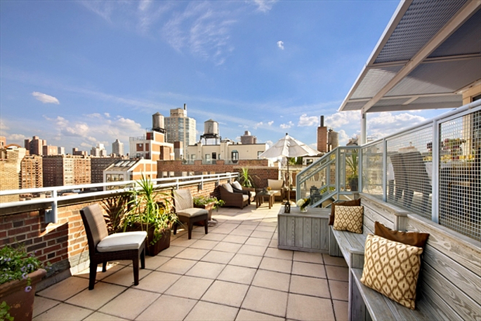 1150 5th Ave Penthouse Terrace