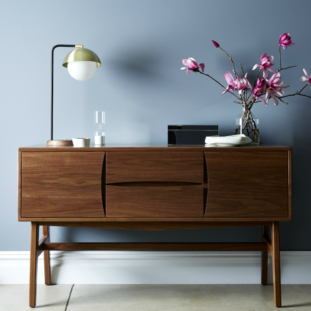 Console Design Furniture brooklyn designer katy skelton crafts storage-friendly and stylish