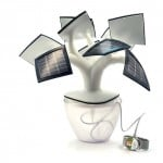 Solar Charger Electree Mini by Vivien Muller
