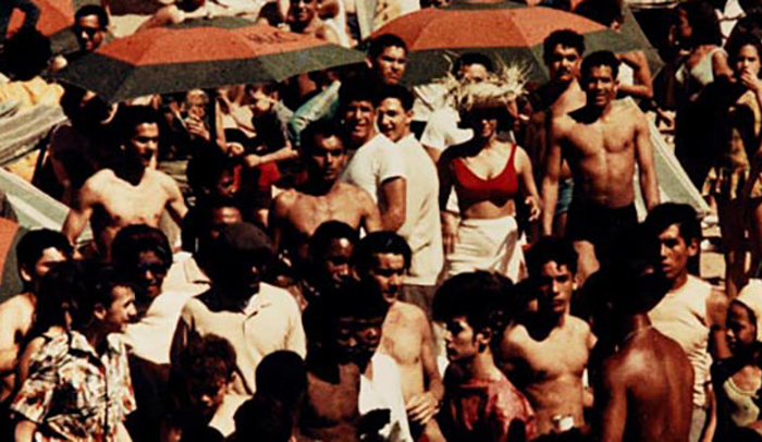 In a World of Their Own: Coney Island Photographs by Aaron Rose Museum of the City of New York, 1220 5th Ave. May 9-August 3rd. As the iconic Coney Island seems to be slipping away to redevelopment each year, treat yourself to these photographs from the beach playground's golden age. Rose's photographs show the real New Yorkers- all ethnicities, ages and races, joined together for summertime fun, in full color photography.