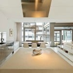 100 Eleventh Avenue, 5D kitchen