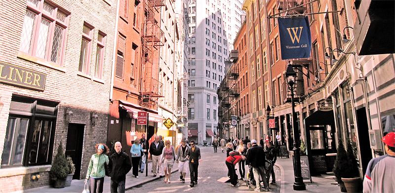 stone street, nyc