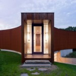 Tsai Residence Guest House designed by HHF Architect and Ai Weiwei
