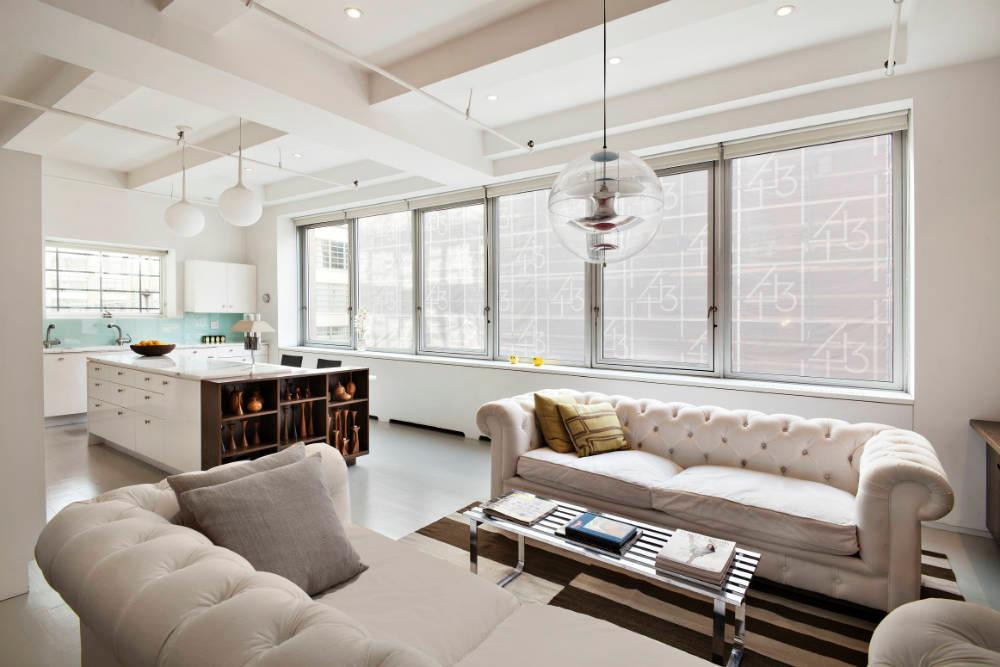 Lena Dunhamu0027s Parents Sell Their Tribeca Loft For $6.25 Million