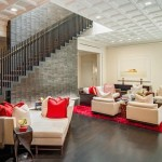 Kelly Ripa Soho Penthouse living room