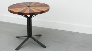 Wonder Wheel coffee table by Uhuru Design