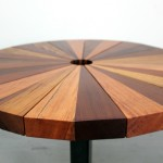 Wonder Wheel coffee table by Uhuru Design