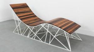 Cyclone Lounger by Uhuru Design