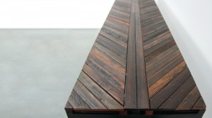 Boardwalk Console by Uhuru Design