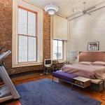 456 Broome Street Master Bedroom