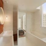 241 Fifth Avenue penthouse bathroom