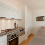 241 Fifth Avenue penthouse kitchen