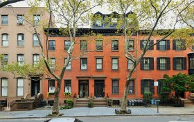 Brooklyn Heights Rowhouses