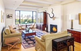 Hank Azaria's new living room